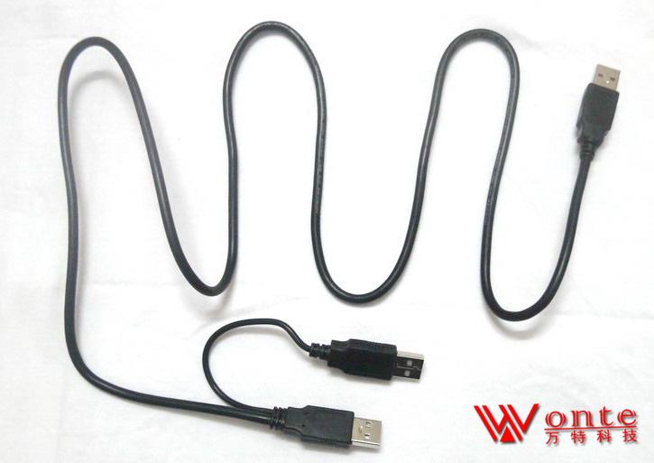 华视CVR-100U数据线:华视USB口身份证阅读器专用数据线