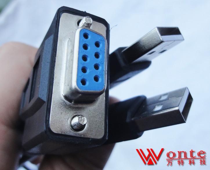 国腾GTICR100-01串口数据线:国腾身份证读卡器数据线(串口)